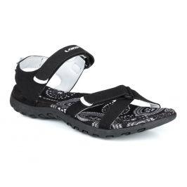 Dámské sandály Loap Simma Velikost bot (EU): 36 / Barva: černá