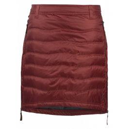 Péřová sukně Skhoop Short Down červená (2018) Velikost: S (36) / Barva: červená