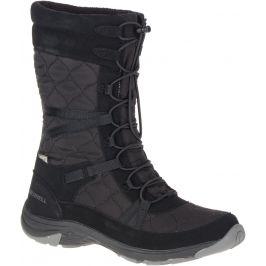 Dámské boty Merrell Approach tall waterproof Velikost bot (EU): 37,5 (UK 4,5) / Barva: černá