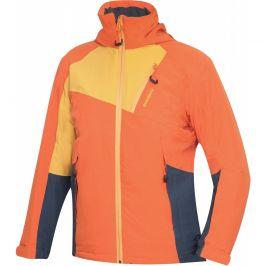 Dětská bunda Husky Zawi Kids Dětská velikost: 122 / Barva: světle oranžová