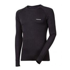 Pánské funkční triko Progress E NDR 28DA Velikost: L / Barva: černá