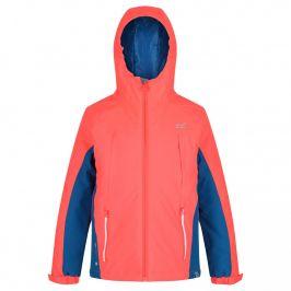 Dívčí zimní bunda Regatta Aptitude IV Dětská velikost: 128 / Barva: růžová