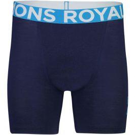 Pánské boxerky Mons Royale Hold 'em Boxer Velikost: M / Barva: tmavě modrá