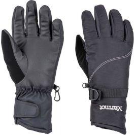 Dámské rukavice Marmot Wm's On Piste Glove Velikost: S / Barva: black