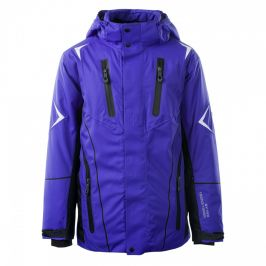 Dětská bunda Brugi 1AHC Velikost: 134-140 / Barva: tmavě modrá