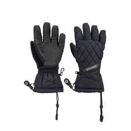 Dámské rukavice Marmot Wm´s Moraine Glove (2018) Velikost: XS / Barva: black