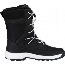 Dívčí zimní boty Alpine pro Kolaso Dětské velikosti bot: 28 / Barva: černá