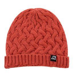 Čepice Alpine Pro Irune Velikost: S / Barva: červená