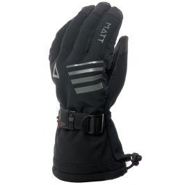 Dětské rukavice Matt 3193Jr Scratch Junior Tootex Velikost rukavic: 6 / Barva: černá