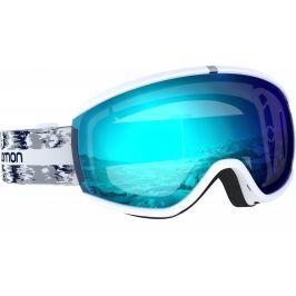 Dámské lyžařské brýle Salomon Ivy Barva obrouček: bílá