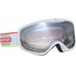 Lyžařské brýle Salomon Sense White Corail Neon Barva obrouček: bílá