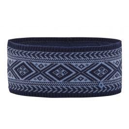 Čelenka Kari Traa Floke Headband Obvod hlavy: univerzální cm / Barva: modrá