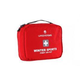 Lékárnička Lifesystems Winter Sports First Aid Kit Barva: červená