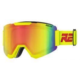 Lyžařské brýle Relax Contest HTG68A Barva obrouček: žlutá