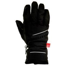 Lyžařské rukavice Relax Down Velikost rukavic: M / Barva: černá