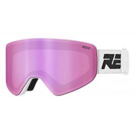 Dámské lyžařské brýle Relax Sierra HTG61A Barva obrouček: bílá