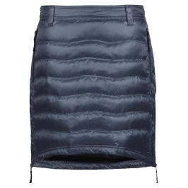 Péřová sukně Skhoop Short Down Velikost: XS (34) / Barva: modrá