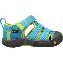Dětské sandály Keen Newport H2 Inf Dětské velikosti bot: 19 (4) / Barva: modrá