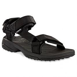 Pánské sandály Teva Terra Fi Lite Velikost bot (EU): 48,5 / Barva: černá