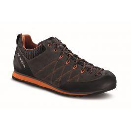Pánské boty Scarpa Crux Velikost bot (EU): 42 / Barva: hnědá/oranžová
