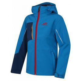 Chlapecká bunda Hannah Tener Jr Dětská velikost: 128 / Barva: modrá