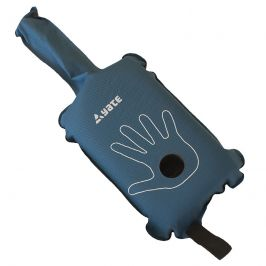 Ruční pumpa z PU pěny Yate Barva: modrá