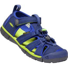 Dětské sandály Keen Seacamp II CNX K Dětské velikosti bot: 24 / Barva: modrá