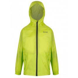 Dětská bunda Regatta Kid Pk It Jkt III Dětská velikost: 140 (9-10) / Barva: zelená