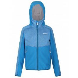 Dětská bunda Regatta Bracknell II Dětská velikost: 140 / Barva: modrá