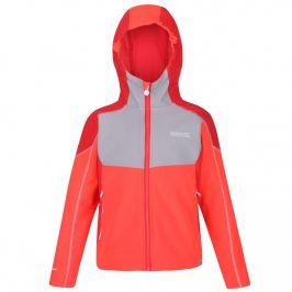 Dětská bunda Regatta Acidity IV Dětská velikost: 104 / Barva: růžová