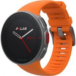 Hodinky Polar Vantage V HR Barva: oranžová