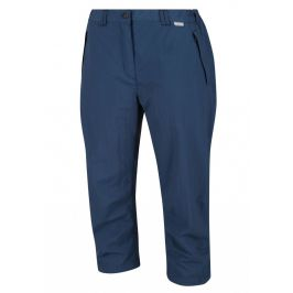 Dámské 3/4 kalhoty Regatta Chaska Capri II Velikost: S / Barva: modrá