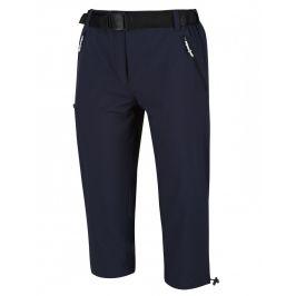 Dámské 3/4 kalhoty Regatta Xrt Capri Light Velikost: XS / Barva: modrá