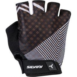 Dámské cyklo rukavice Silvini Albano WA1431 Velikost rukavic: S / Barva: černá