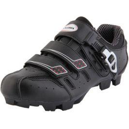 Cyklistické tretry Axon Spike Velikost bot: 45 / Barva: černá