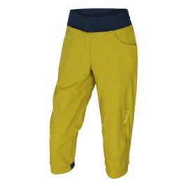 Dámské 3/4 kalhoty Rafiki Tarragona Velikost: S / Barva: žlutá