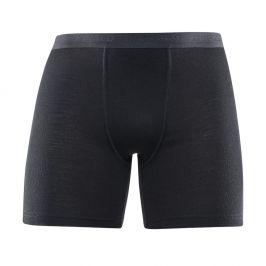 Pánské boxerky Devold Hiking Man Boxer Velikost: XL / Barva: černá
