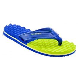 Dětské žabky Aquawave Duos Jr Dětské velikosti bot: 28 / Barva: modrá