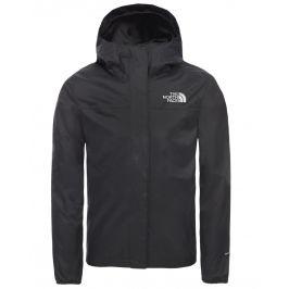 Dívčí bunda The North Face G Resolve Reflective Jacket Dětská velikost: M (10/12) / Barva: černá