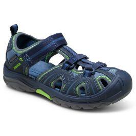 Dětské sandály Merrell Hydro Hiker Sandal Dětské velikosti bot: 28 / Barva: modrá