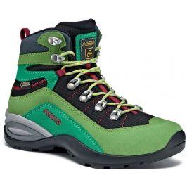 Dětské boty Asolo Enforce GV JR Dětské velikosti bot: 35 / Barva: zelená