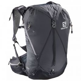 Dámský batoh Salomon Out Day 20+4 W Velikost zad batohu: M/L / Barva: šedá
