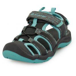 Dětské sandály Alpine Pro Jono Dětské velikosti bot: 29 / Barva: šedá