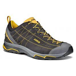 Pánské boty Asolo Nucleon GV MM Velikost bot (EU): 43 (1/3) (UK 9) / Barva: šedá/žlutá