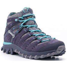 Dámské boty Aku Alterra Lite Mid Ws GTX Velikost bot (EU): 37 / Barva: šedá/modrá