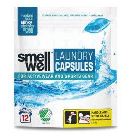 SmellWell kapsle na praní 12 ks Barva: modrá
