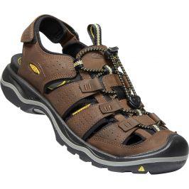 Pánské sandály Keen Rialto II Velikost bot (EU): 41 (8,5) / Barva: hnědá
