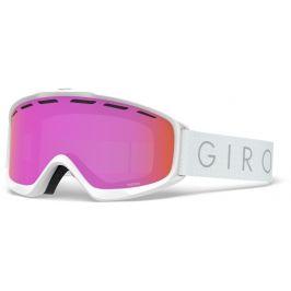 Lyžařské brýle Giro Index White Core Light Kategorie slunečního filtru (Cat.): S2 / Barva obrouček: bílá