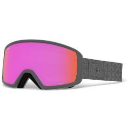 Lyžařské brýle Giro Gaze Titanium Quilted Barva obrouček: šedá