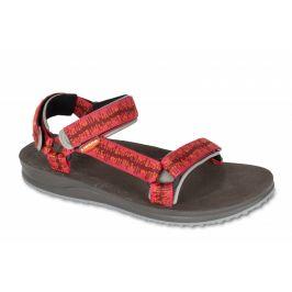 Dámské sandály Lizard Voda Velikost bot (EU): 37 / Barva: červená